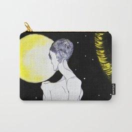 Rebirth Full Moon Transformation Origiinal Artwork Carry-All Pouch