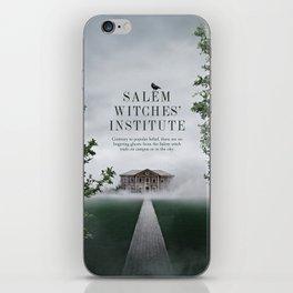 Wizarding Schools Around the World: Salem iPhone Skin