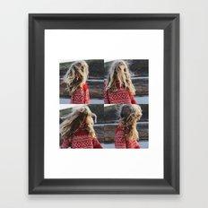 vcr Framed Art Print
