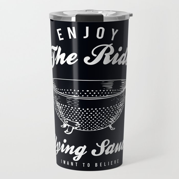 Flying Saucer Travel Mug