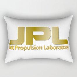 Jet Proulsion Laboratory:  50th Anniversary Logo Rectangular Pillow