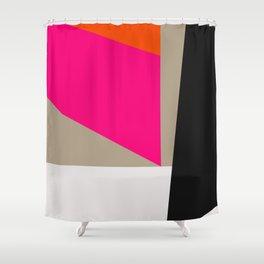Mid Century Minimal 1 Shower Curtain