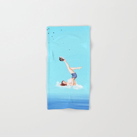 SAILOR Hand & Bath Towel
