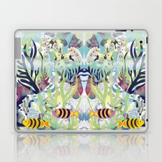 Aquatic with fish Laptop & iPad Skin