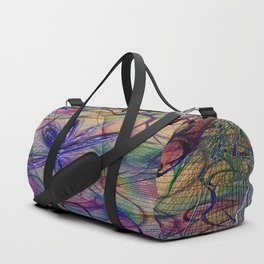 Trapped Spirit Duffle Bag