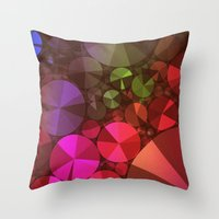 "diamonds Throw Pillows featuring ""Diamonds"" by Mr and Mrs Quirynen"