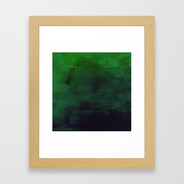 Watercolor (Witch's Blood) Framed Art Print