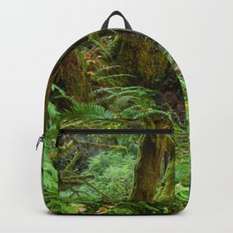 Autumn Greens Backpack