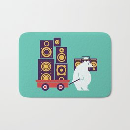 Ready to Jam Bath Mat