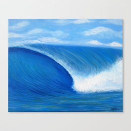 New Wave Canvas Print