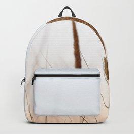 Beach grass II | Calm natural fine art print | Netherlands Backpack