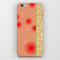 yoshi iPhone & iPod Skins featuring yoshi by fiona mcdonald