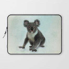 Koala Bear Digital Art Laptop Sleeve