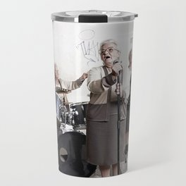 Rock Band Travel Mug
