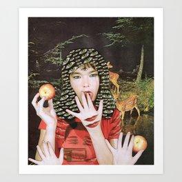 Peach Kunstdrucke