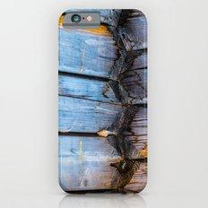 Swedish Log House iPhone 6s Slim Case