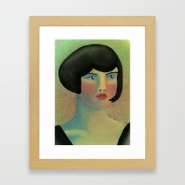 Carefully Composed Framed Art Print