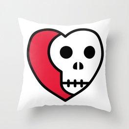 Skedel Throw Pillow