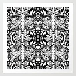 Eye Sea You Art Print