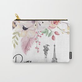 Flowers bouquet #30 Carry-All Pouch
