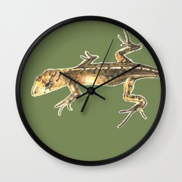 Sunbathing Rascal Wall Clock