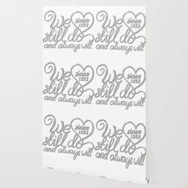 25Th Wedding Anniversary We Still Do Shirt For Women Men Wallpaper