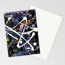 Mental Scribble Stationery Cards
