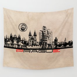Prague Wall Tapestry