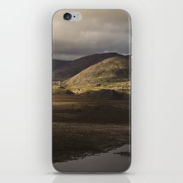 Clouds, Land, Water iPhone Skin