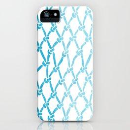 Net Water iPhone Case