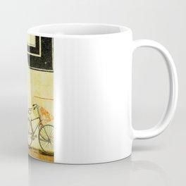 Play hide and seek with petit Nicola Coffee Mug
