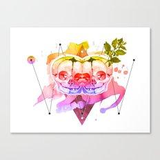 dead twins Canvas Print