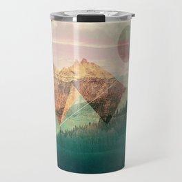 Egypt and Switzerland II Travel Mug