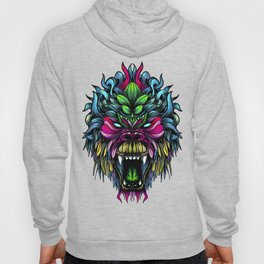Gorilla color Hoody