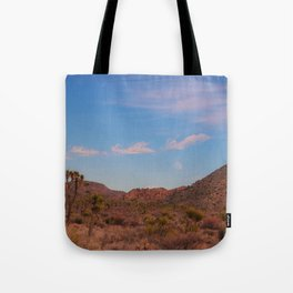 Mojave Moon Tote Bag