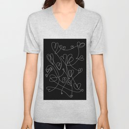 love is love Unisex V-Neck