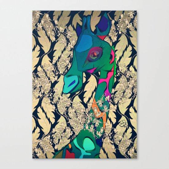 GEE WIZZ Canvas Print