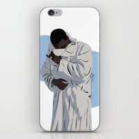 gucci iPhone & iPod Skins featuring Trap God by Kayla Ferreira