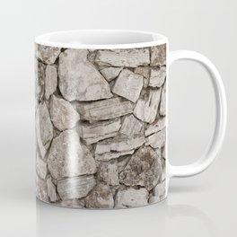 Old Rustic Stone Wall Coffee Mug