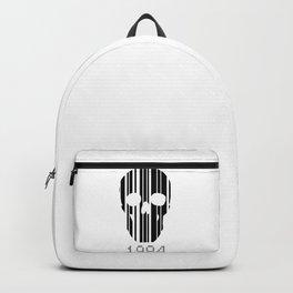 Barcode Skull 1984 Backpack
