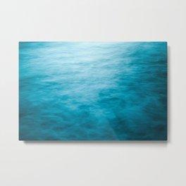 Jade sea Metal Print
