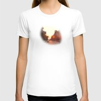 washington T-shirts featuring Washington Heat by Jérémy Boes