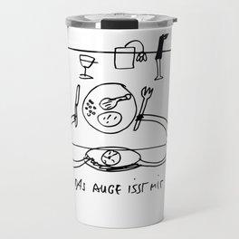 guten appetit Travel Mug