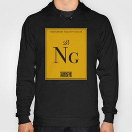 Periodic Table of Nuggets Hoody