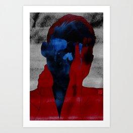 Tears From Bone Art Print