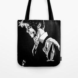 Thin White Duke Tote Bag