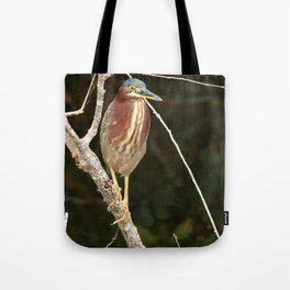 Just Sit Here And Wait Tote Bag