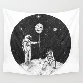 New home Wall Tapestry
