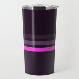Alamak - Classic Retro Stripes Travel Mug