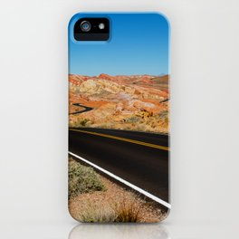 Valley of Fire, Nevada. iPhone Case
